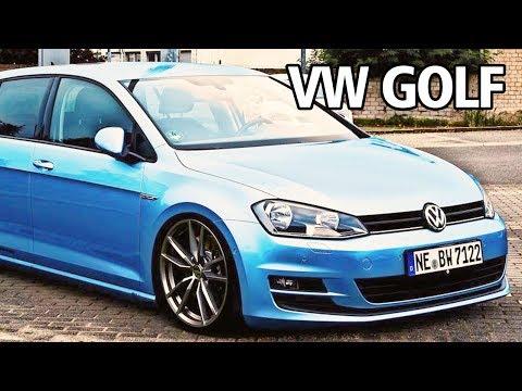 Wolksvagen Golf Photoshop Cs6 modifiyesi ( Photoshop dersleri )
