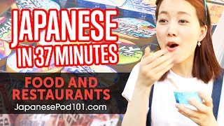 This is your ultimate compilation to learn how to talk about food i...