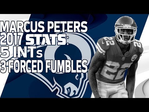 New Rams CB Marcus Peters' 201 marcus peters