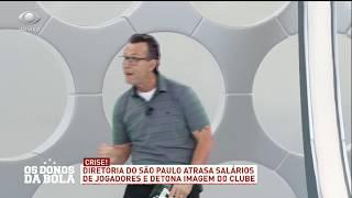 Neto: Quando o Muricy saiu o São Paulo virou uma zona geral