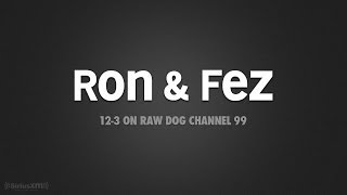 Ron & Fez: Fez and Shelby's Clip Fight (03/24/14)