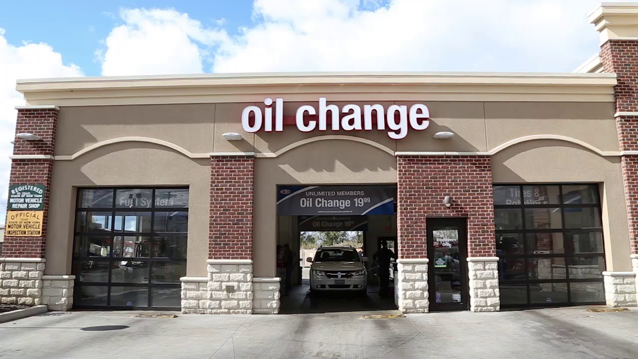 Delta Sonic Oil Change >> The Delta Sonic Experience