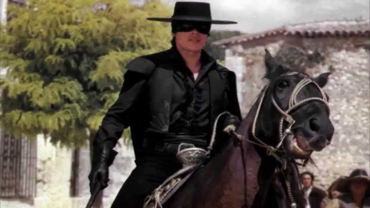 ZORRO IS BACK 1974 PAR...