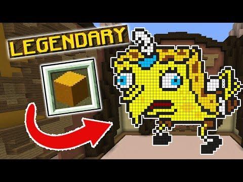 ONLY MEMES CHALLENGE! (Minecraft Build Battle)