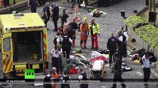 Члены британского парламента рассказали RT о теракте на Вестминстерском мосту