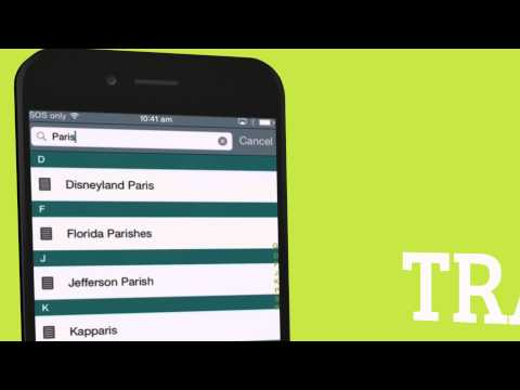 Pocket Earth Offline Maps Video – Offline Travel Guides