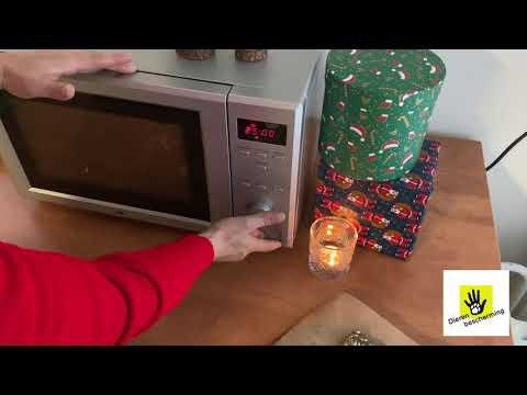Kerstkoekjes voor konijnen maken met Dierenopvangcentrum de Doornakker