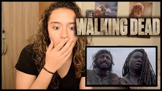 """The Walking Dead Reaction to """"The Calm Before"""" 9x15"""