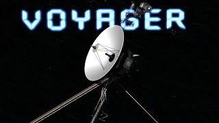 La gran odisea de las Voyager
