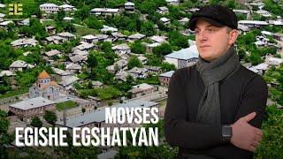 EGISHE EGSHATYAN-MOVSES NEW MUSIC VIDEO PREMIERE//2017 (ՄՈՎՍԵՍ МОВСЕС)