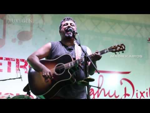 Hey Bhagwan-Raghu Dixit-Live-HD-Kalyan-Metro Mall-AuxYGen