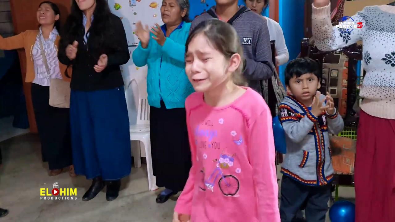 GRACIAS ESPÍRITU SANTO POR UN AÑO MAS DE VIDA / El Buen Pastor