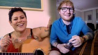 British pop sensation Ed Sheeran speaks with Anika Moa YouTube Videos