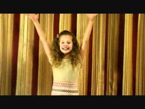 Belle, Age 9 Annie Broadway Audition