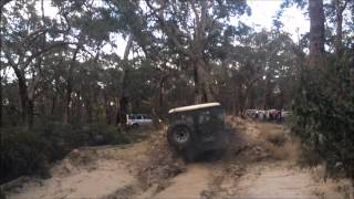 Geelong 4WD Club Angelsea Twilight Trip Aug 2015