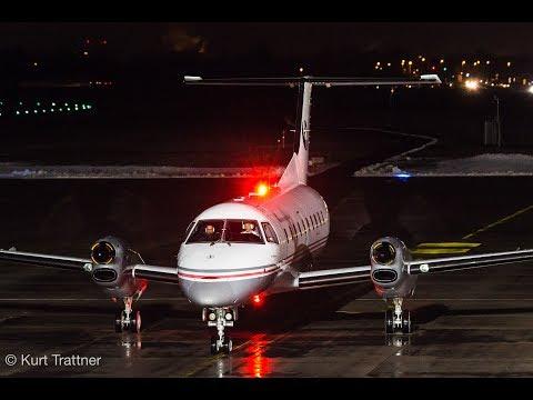 [GRZ | LOWG] BUDAPEST AIRCRAFT SERVICE - EMBRAER EMB 120 - BOARDING + TAKEOFF - SK STURM GRAZ