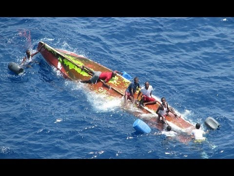 Americans and Russians against Somali pirates #4 2018