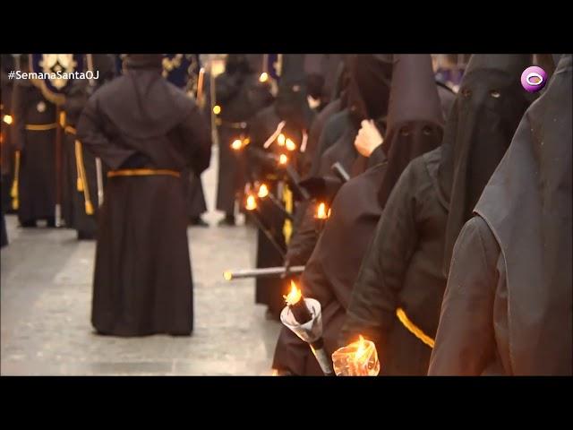 Madrugada del Viernes Santo 2019 en Jaén | BM Maestro Miguel