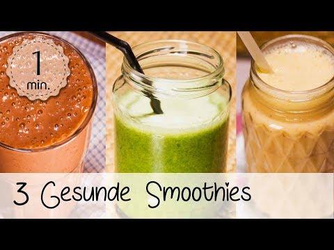vegane-smoothie-rezepte---leckere-gesunde-smoothies---einfach-und-wenig-zutaten-|-vegane-rezepte-♡