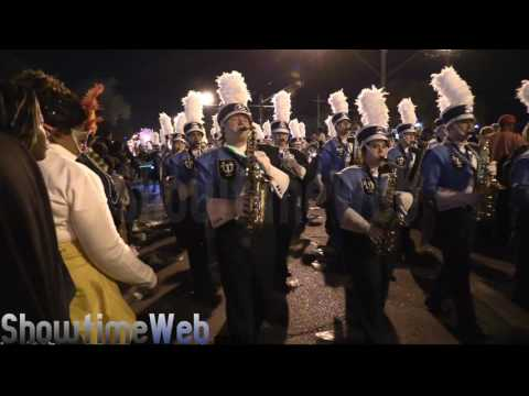 Various marching bands - 2017 Endymion Mardi Gras Parade