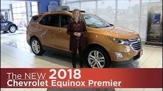All New 2018 Chevrolet Equinox Premier   Minneapolis, St Cloud, Monticello, Buffalo, Rogers, MN   Co