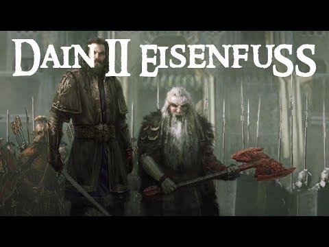 Dain II Eisenfuß  und Seine ganze Geschichte (Zusammenfassung) Tolkiens Welt
