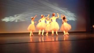 Eva's Bravo Dance Performance (Ballet: Flowers)