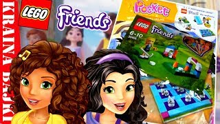 MAGIC POCKET & LEGO FRIENDS! CZAS NA WYPRAWĘ! • WYDANIE SPECJANE • MEDIA SERVICE