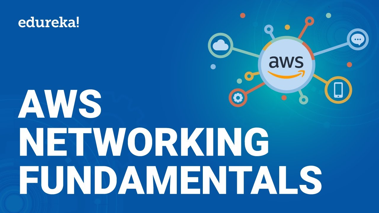 AWS Networking Fundamentals | AWS VPC | AWS Networking Services | AWS Training