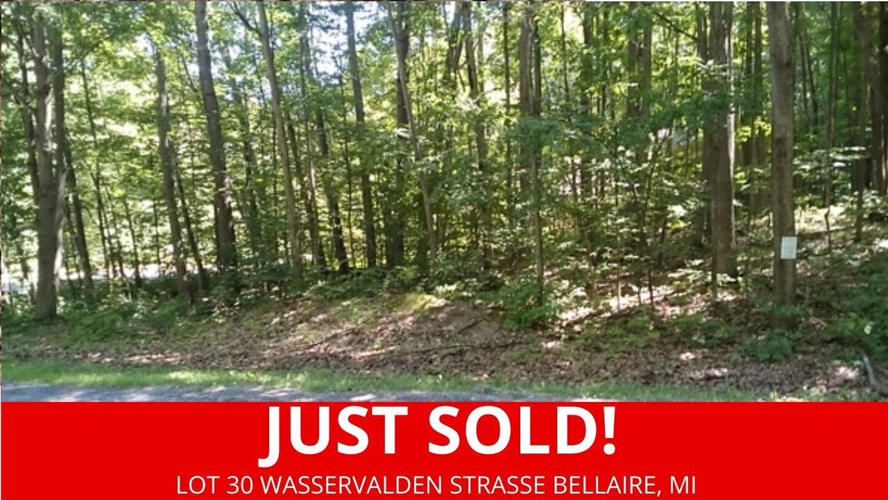 Lot 30 Wasservalden Strasse Bellaire, MI - Wholesale Land For Sale - www.WeSellNewYorkLand.com
