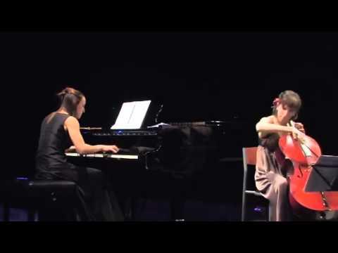 Beethoven 4th Cello Sonata - Zita Varga & Nadia Varga-Modrić