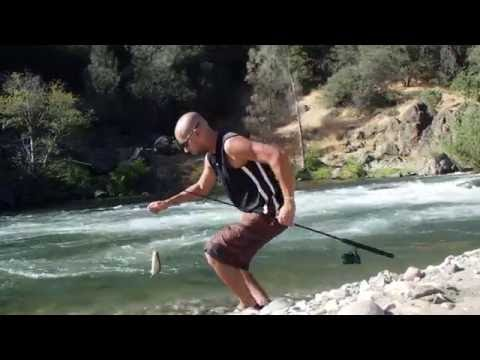 Trout Fishing The Middle Fork Of The American River