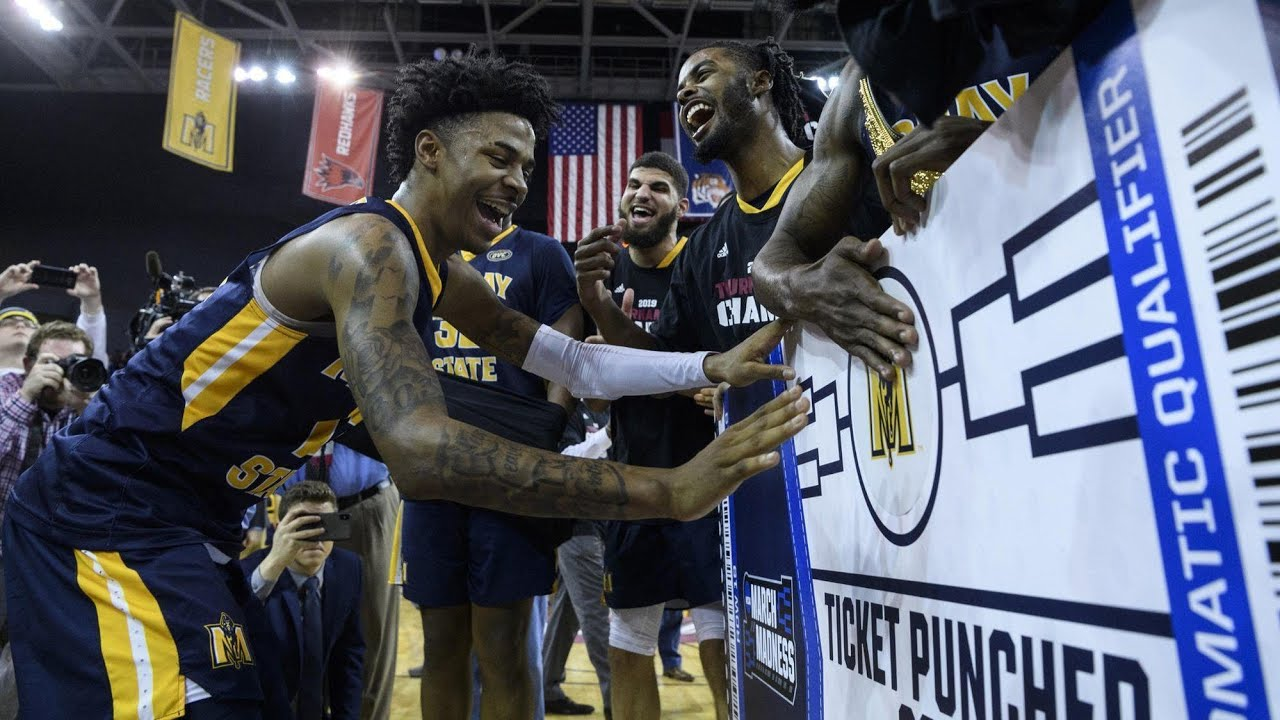 Ja Morant Scores 25 Points To Help Secure The Win