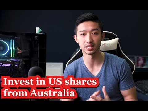 how to invest in us shares from Australia (asx)