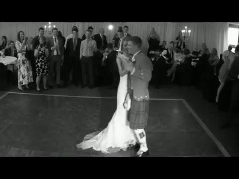 Stuart & Jillian Wedding at Solsgirth House Hotel
