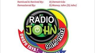 98.5 Radio John Jingle Station ID