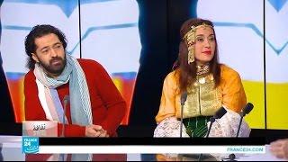 """فيديو..مجموعة """"حس"""" تحيي التراث الموسيقي للمغرب"""