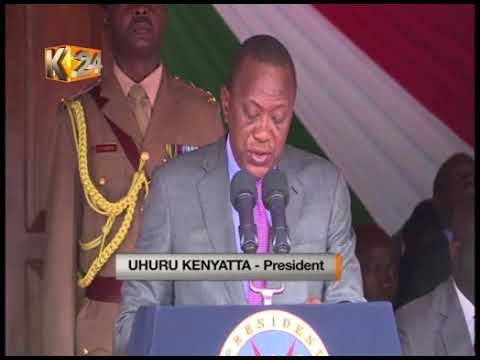 Pres. Kenyatta affirms KDF's commitment to curb terrorism