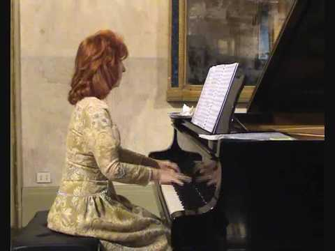 Biancamaria Furgeri - da Piano Suite - PART 1 - Rina Cellini Piano