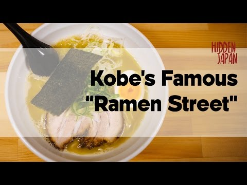 "Lesser Known Ramen Varieties | ""Ramen Street"" 