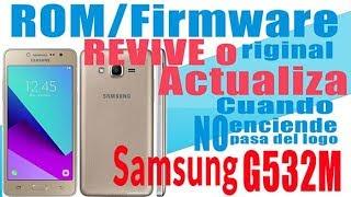 Cómo revivir Samsung Galaxy Grand Prime Plus SM-G532M/ 2018 thumbnail