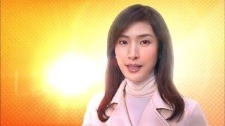 天海祐希 ルルアタック CM Tomoko Yamaguchi/Tomokazu Miura | SUNTORY ...