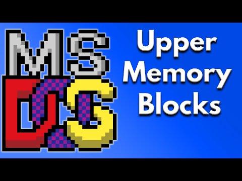 Optimizing Our System Configuration - DOS PC Setup