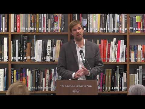 Adam Plowright @ The American Library in Paris | 14 March 2018
