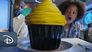 Designing The Disney Wish: Three Brand-New Family Restaurants | Disney Cruise Line