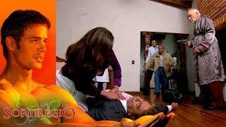 Sortilegio | Resumen C-88: ¡Porfirio acaba con la vida de Jorge!