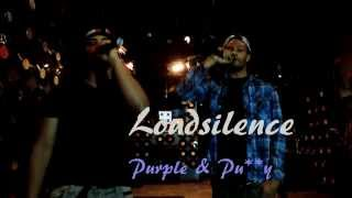 Loudsilence - Purple & Pu**y [Offical Song][Club Attica ]/Slump Life/
