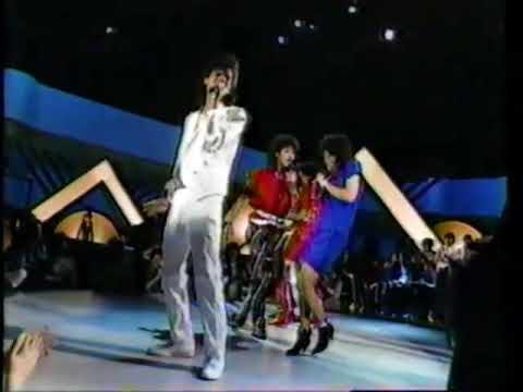 DeBarge - Rhythm of the Night (LIVE! 1985)