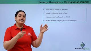 employment generation and poverty alleviation programme