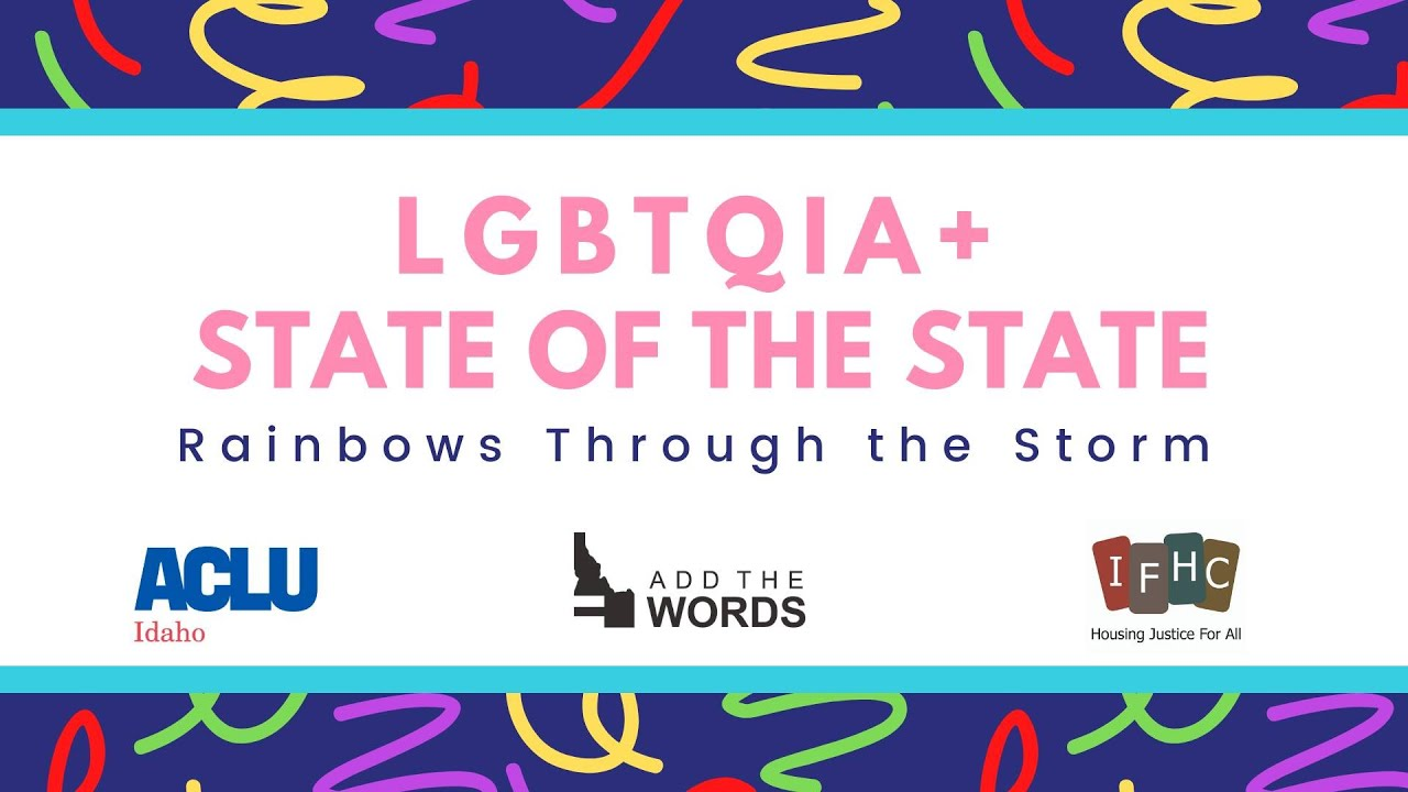 LGBTQIA+ State of the State Advocacy Update